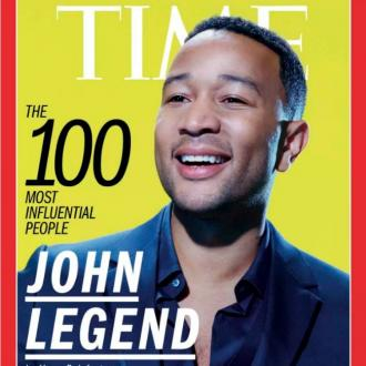 John Legend makes Time magazine's 100 most influential people list