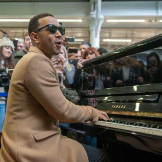 John Legend plays surprise London set