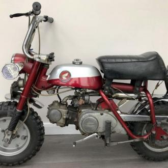 John Lennon's motorbike to be auctioned off