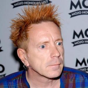 John Lydon's Peaceful Performance