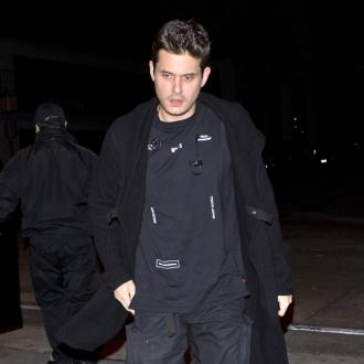 John Mayer had post-Grammys trim