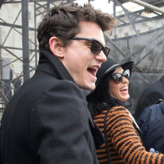 Katy Perry Parades John Mayer
