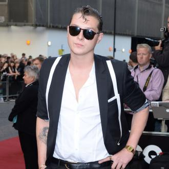 John Newman requests white socks before every gig