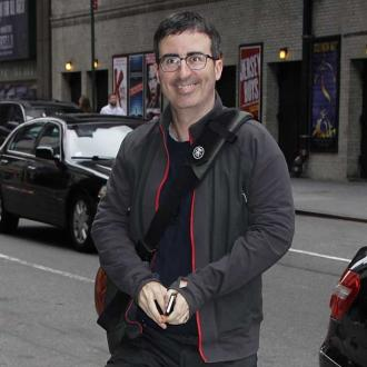 John Oliver felt 'intimidated' by Beyonce photo