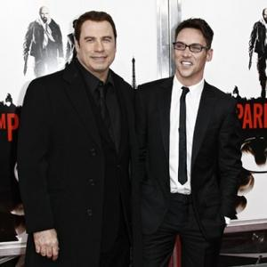 John Travolta Beyond Happy With Son
