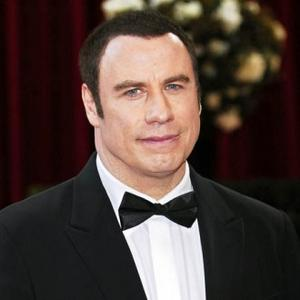 John Travolta Sings For Son
