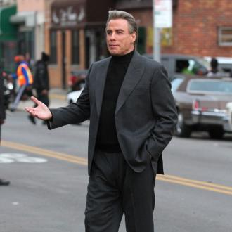 John Travolta stars in new biopic