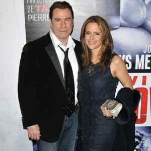 John Travolta And Kelly Preston Become Parents Again