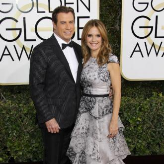 Kelly Preston Reveals Perfect John Travolta Date Night