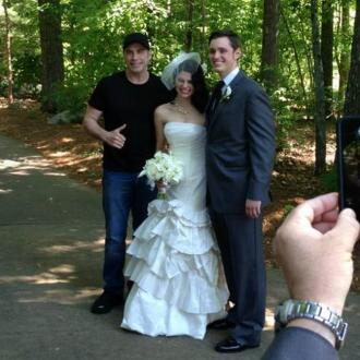 John Travolta Crashes Wedding