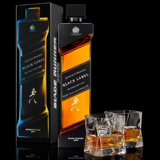 Denis Villeneuve creates Blade Runner whisky