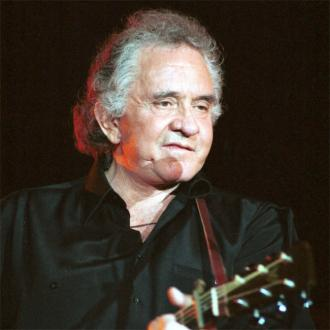 Johnny Cash Enters Music City Walk Of Fame