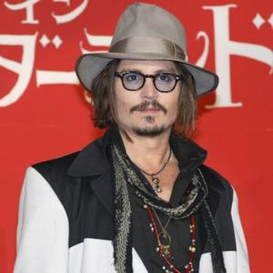 Movie Rock Star Johnny Depp