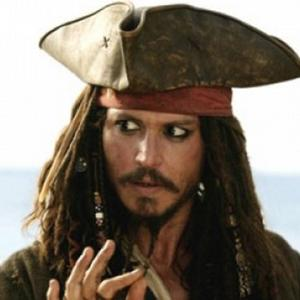 Johnny Depp: 'Captain Jack Can't Go Any Further'