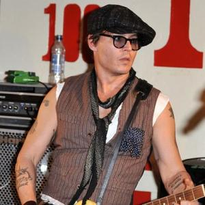 Johnny Depp's Kids Gave Him 'Clarity'
