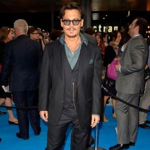 Johnny Depp Refused To Stay In Moss' Apartment