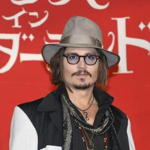 Johnny Depp Saved By Horse