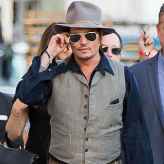 Johnny Depp makes controversial Trump joke