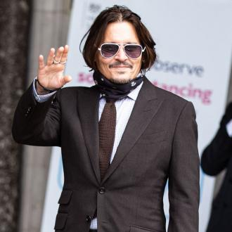 Johnny Depp: Don't call me a Hollywood celebrity