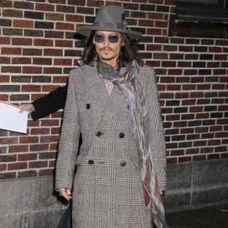 Johnny Depp Is Almost Blind
