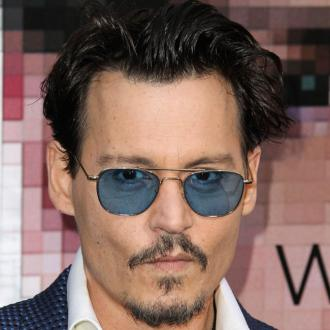 Johnny Depp Isn't Cool At Home