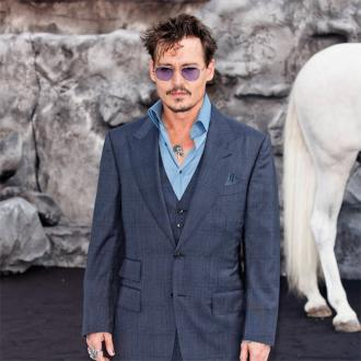 Johnny Depp Misses Mortdecai Re-shoots