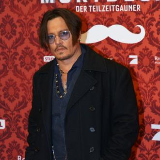 Johnny Depp's 20 Moustaches