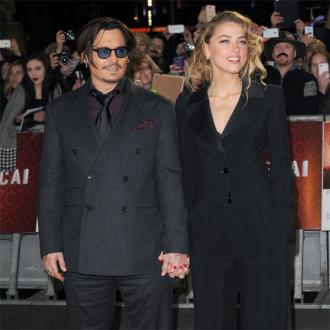 Johnny Depp 'Can't Wait' To Marry Amber Heard
