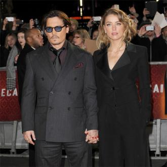 Johnny Depp and Amber Heard wed again