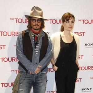 Johnny Depp Praises Normal Angelina Jolie