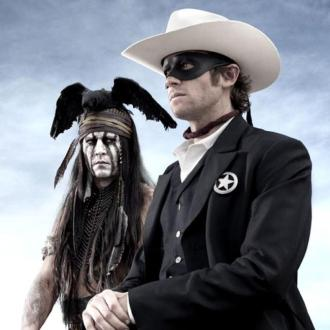 Johnny Depp blames bad reviews for Lone Ranger flop