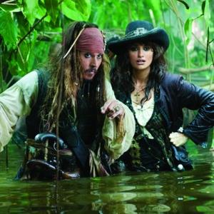 Pirates Of The Caribbean: On Stranger Tides Passes 1bn Mark