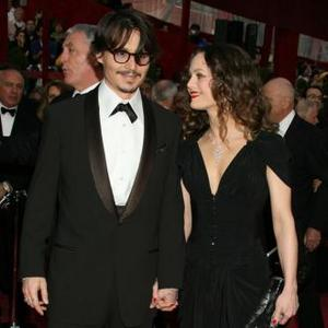 Johnny Depp And Vanessa Paradis' Arguments