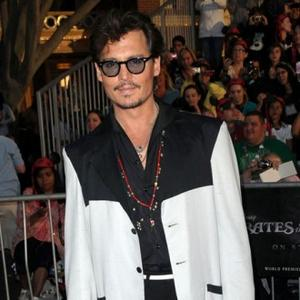 Johnny Depp's Pirates Injury