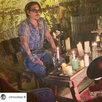 Johnny Depp joins Instagram