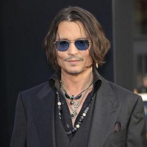 Johnny Depp Joins Native American Tribe