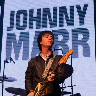 'I'd run 18 miles before a gig': Johnny Marr compares his running to Forrest Gump