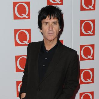 Johnny Marr enjoys being solo artist