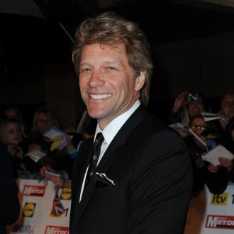 Jon Bon Jovi can't tour without his favourite sneakers