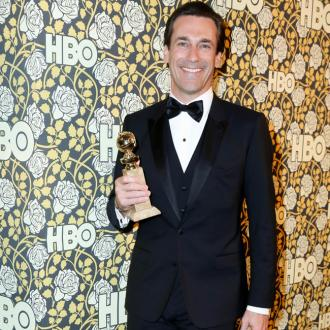 Jon Hamm Helped By Therapy