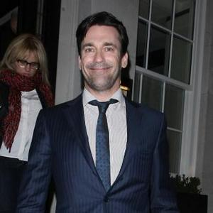 Jon Hamm's 'Invaluable' Therapy