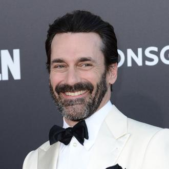 Jon Hamm Doesn't Do Stunts
