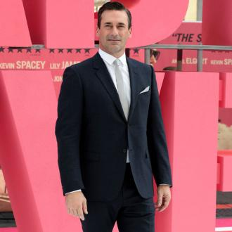 Jon Hamm is 'amazed' new movie has taken so long to reach cinemas