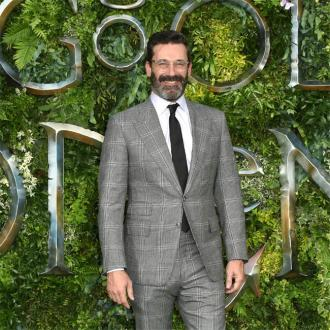 Jon Hamm and Lindsay Shookus dating?