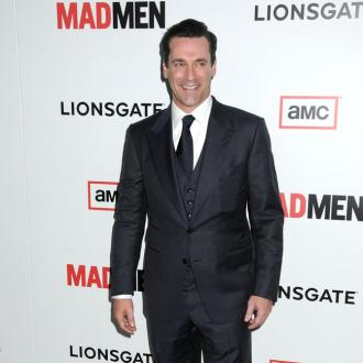 Jon Hamm Loves Downton Abbey