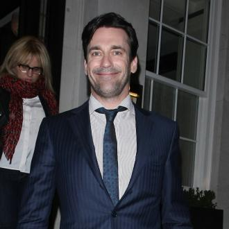 'Playful' Jon Hamm