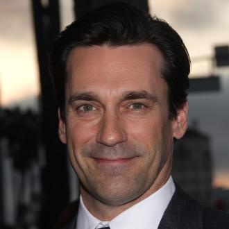 Jon Hamm Found 'Mad Men' Challenging