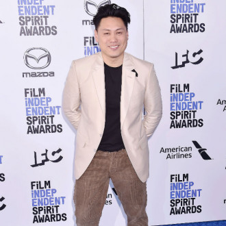 Jon M. Chu directing The Great Chinese Art Heist