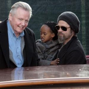 Proud Grandfather Jon Voight