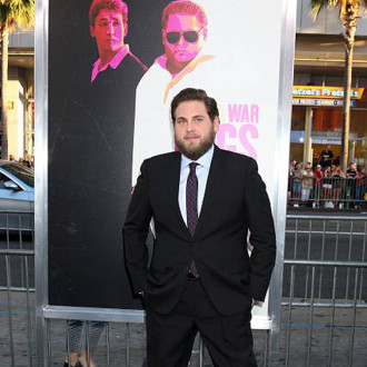 Jonah Hill uses hydrating hair mask to stop him ending up like Back to the Future's Doc Brown